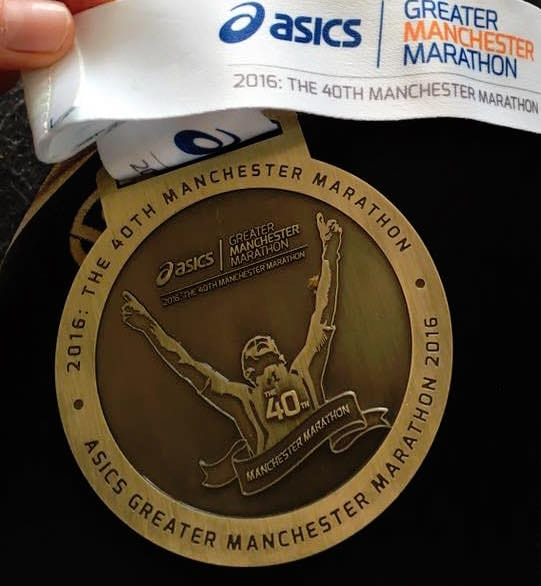 Race Report: ASICS Greater Manchester Marathon