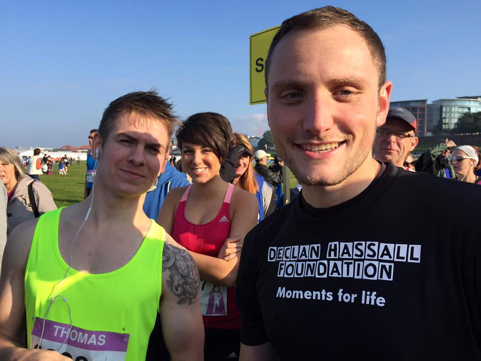 Race Report: MBNA Chester Metric Marathon