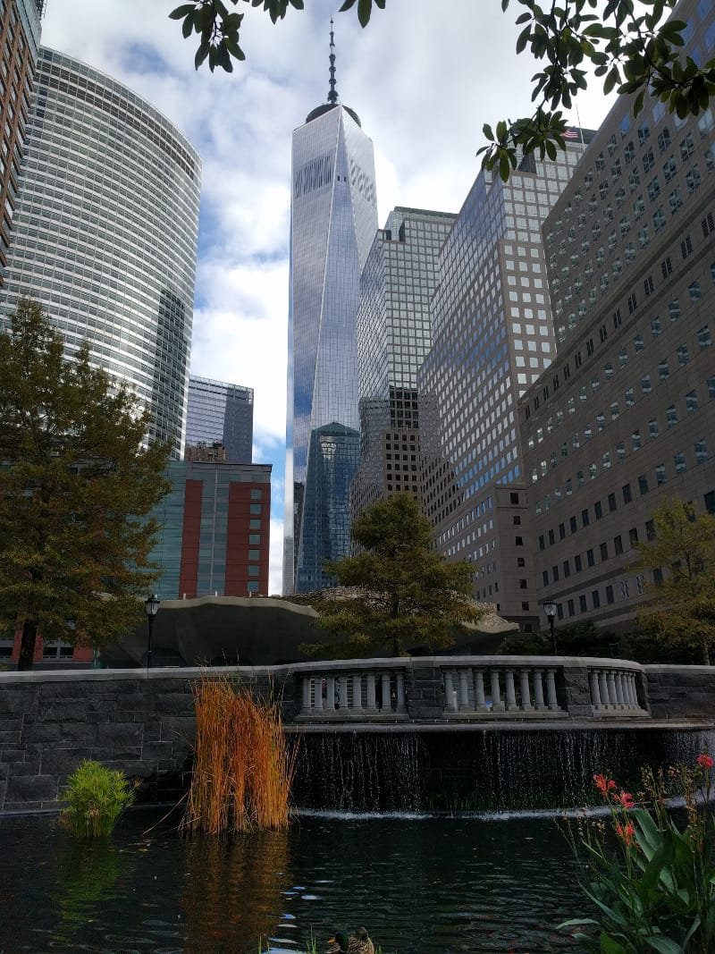 A park in the center of Manhattan