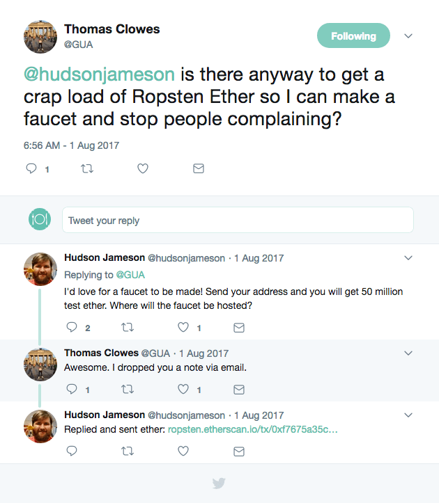 PSA: Speculation is toxic