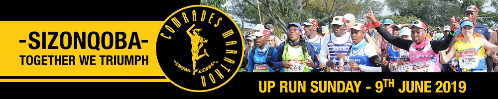 Tomrades - Running Comrades 2019 - The Ultimate Human Race