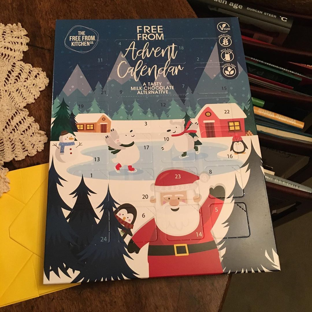 Got myself an advent calendar finally