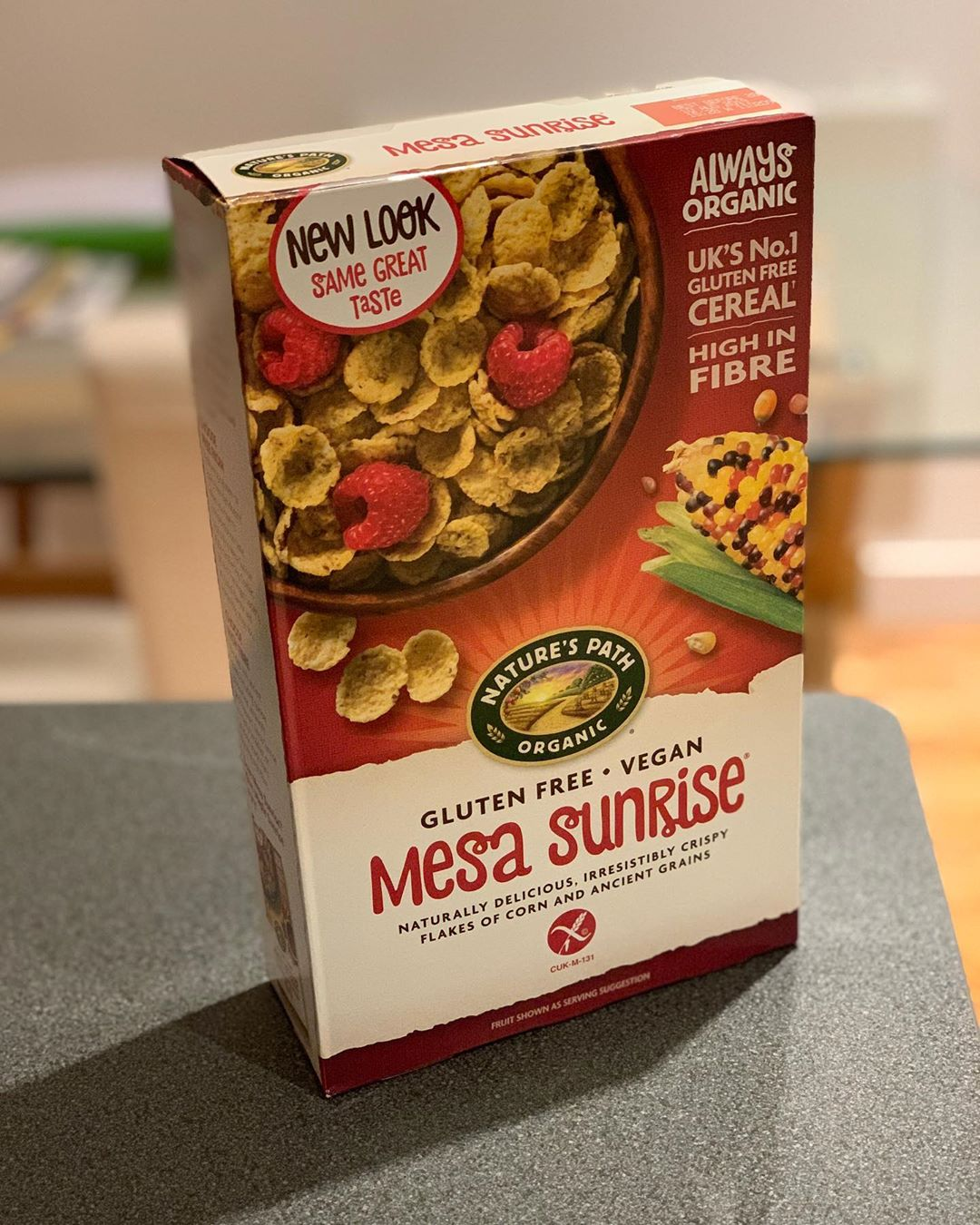 My proudest achievement of 2019 is my ability to have this @naturespathorganic cereal in my flat and not eat it all in one sitting