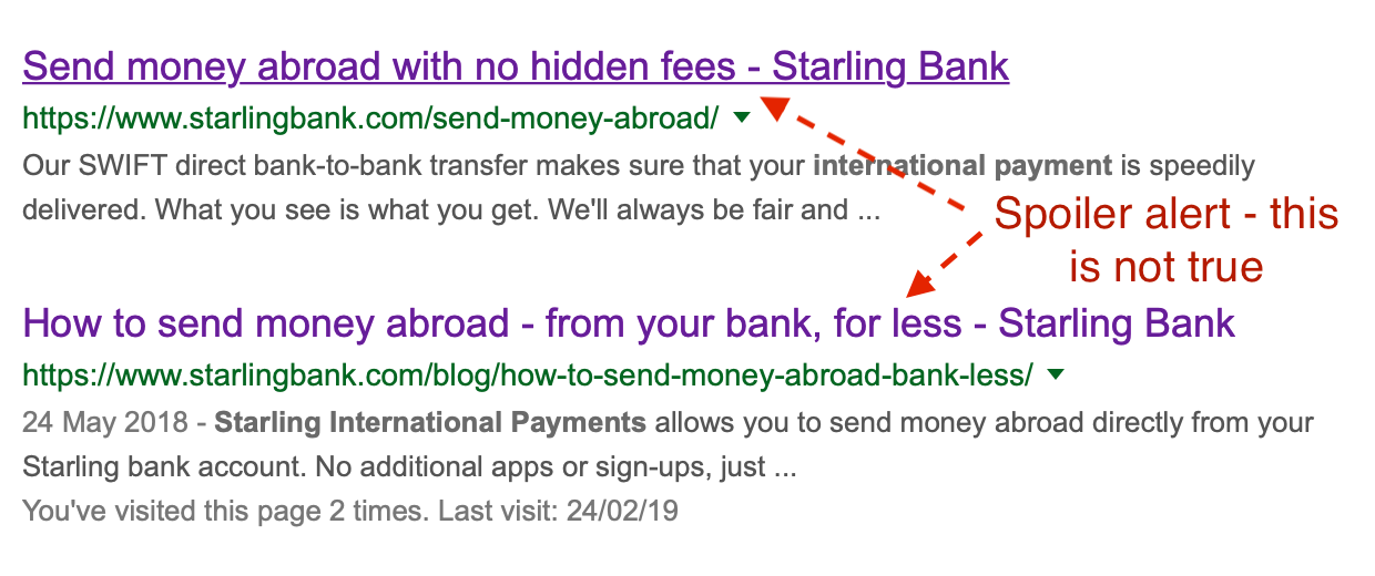 Things that Starling Bank should spend their £75 million investment on..