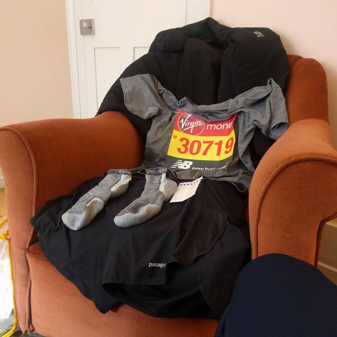 #shirtorvest #londonmarathon #londonmarathon2019 #running