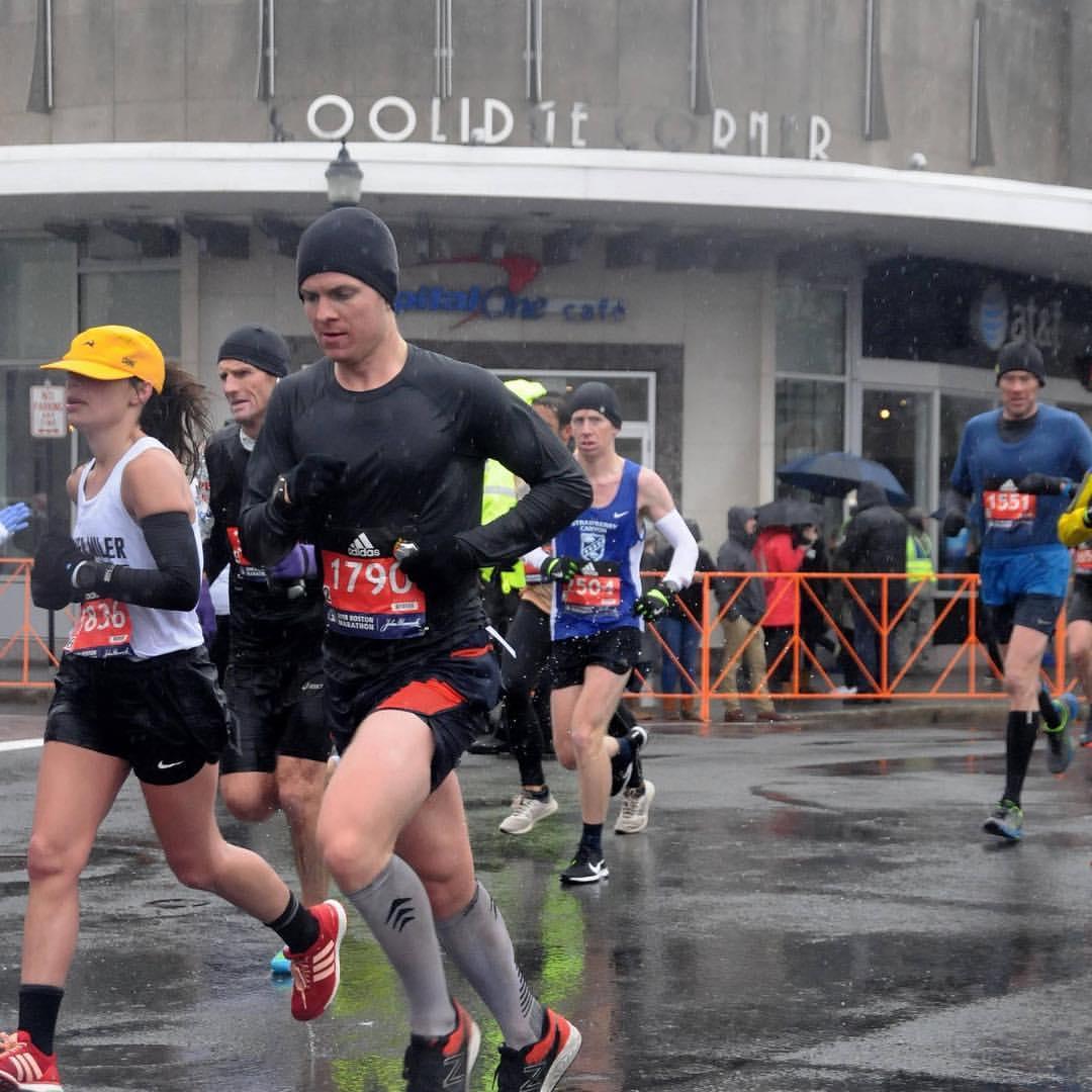 #memories #proudestday #keepshowingup #mentalgame #running #marathon #boston2018