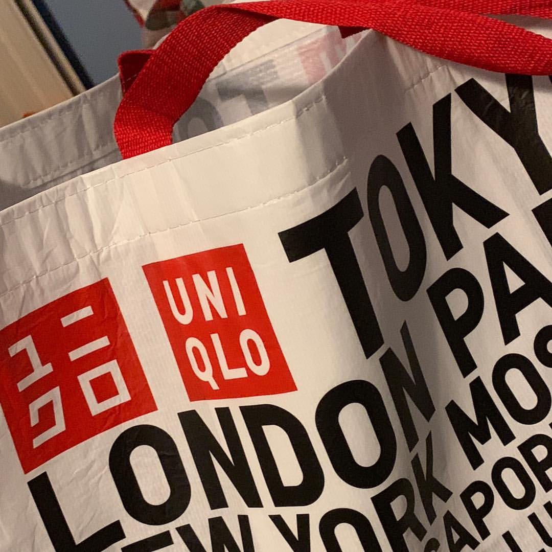There is a new @uniqlo in #manchester