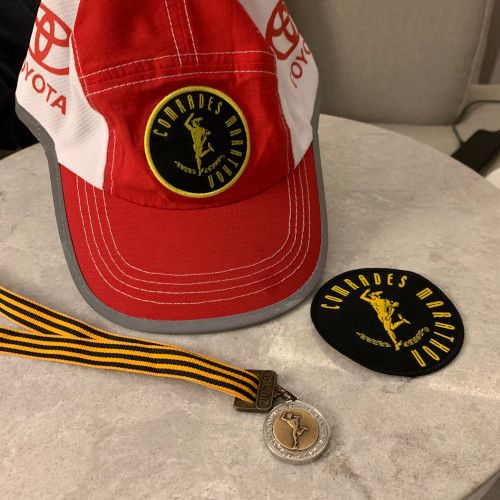 Comrades Marathon 2019 - The race and the place