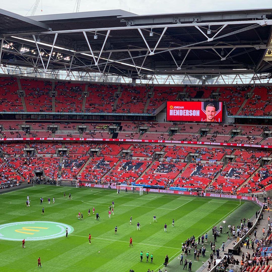 #Wembley