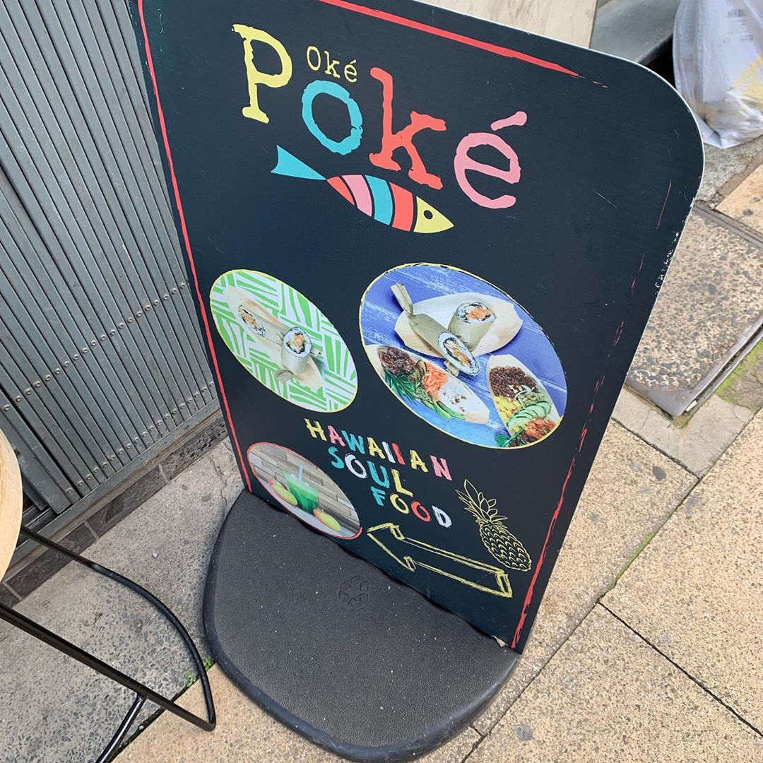 Finally went to @mcrpoke